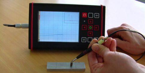 不锈钢焊管的涡流探伤检测